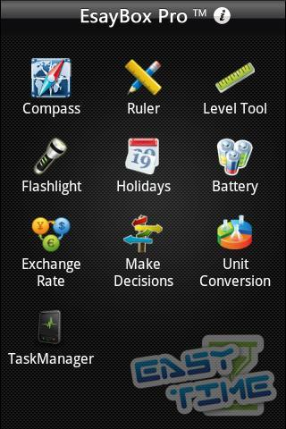 EasyBox - Imagem 1 do software
