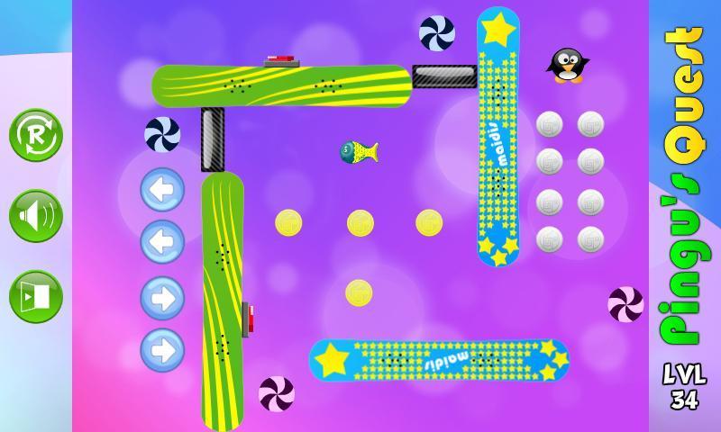 Pingu´s Quest - Imagem 1 do software