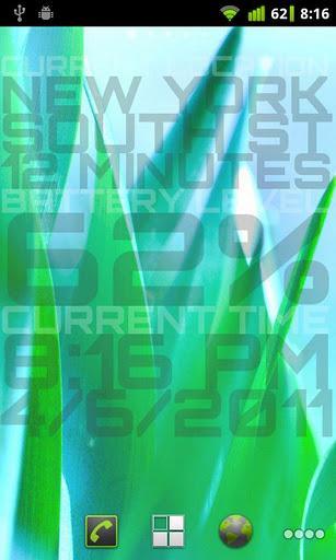 Lightwell Live Wallpaper CE - Imagem 1 do software