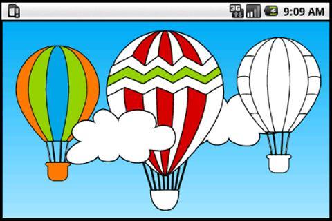 Kids Coloring Book Game Lite - Imagem 1 do software