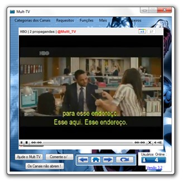 5 programas para assistir TV no PC - TecMundo