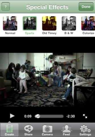HighlightCam Social - Video Editor - Imagem 1 do software