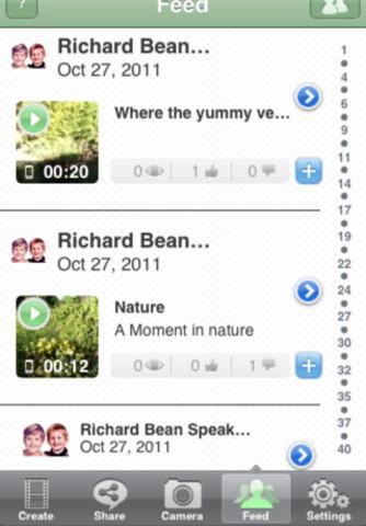 HighlightCam Social - Video Editor - Imagem 2 do software