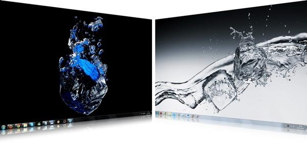 Ice Water Theme