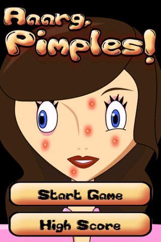 Aaarg, Pimples - Make em pop! - Imagem 1 do software