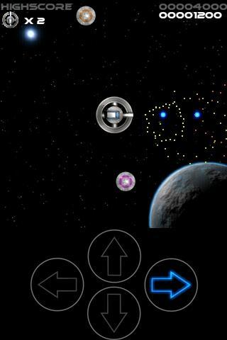 Space Attack HD FREE - Imagem 1 do software