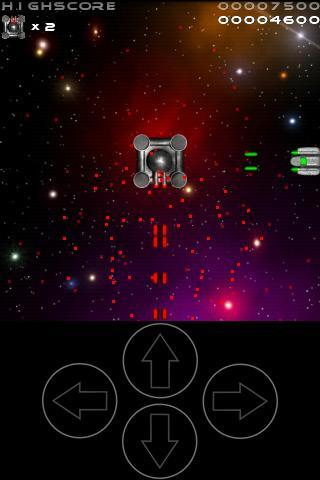 Space Attack HD FREE - Imagem 2 do software
