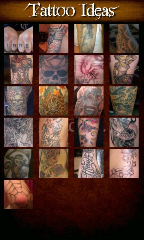 Amazing Tattoo Ideas - Imagem 3 do software