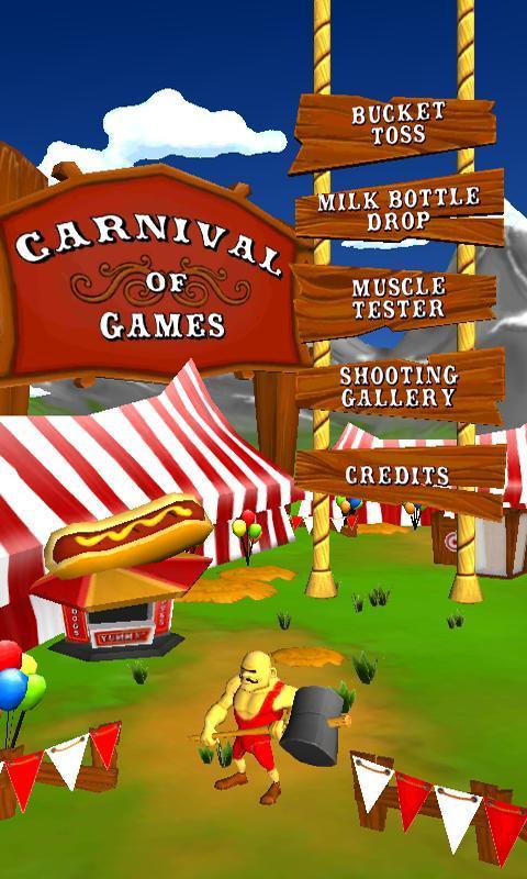 Carnival of Games Lite - Imagem 1 do software