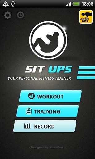 Sit Ups pro - Imagem 1 do software