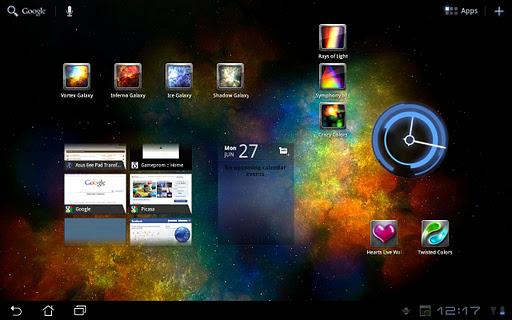 Vortex Galaxy - Imagem 1 do software