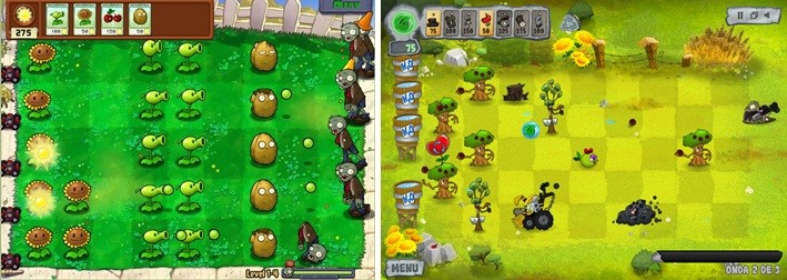 globo copia plants vs zombies na cara dura tecmundo