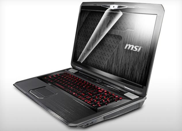 MSI GT783 Notebook EC 64 BIT