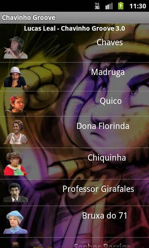 Chavinho Groove - Imagem 1 do software