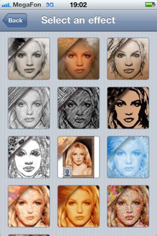 Pho.to Lab - Imagem 1 do software