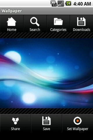 Coveroid Wallpapers HD - Imagem 2 do software
