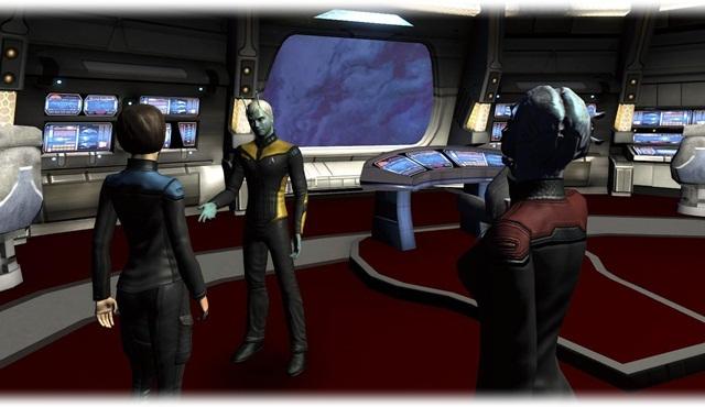 Star Trek Online Free-to-Play - Imagem 1 do software