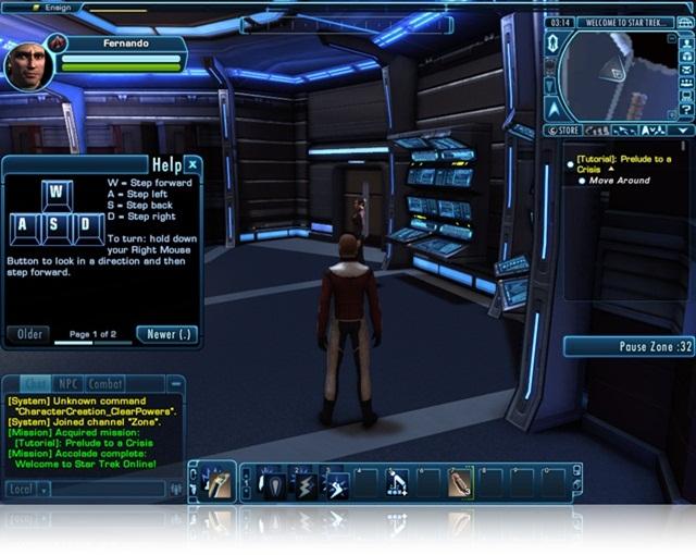 Star Trek Online Free-to-Play - Imagem 2 do software