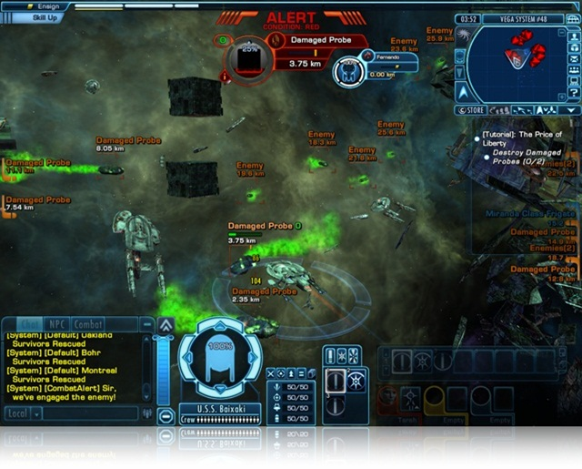 Star Trek Online Free-to-Play - Imagem 4 do software