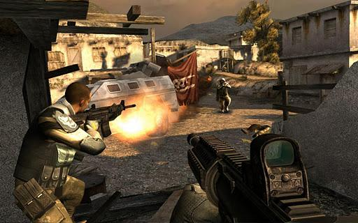 Modern Combat 3: Fallen Nation - Imagem 1 do software
