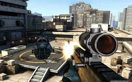 Modern Combat 3: Fallen Nation - Imagem 5 do software