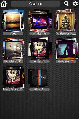 InstaFlow - Imagem 2 do software