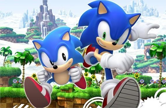 Sonic Generations - Imagem 1 do software
