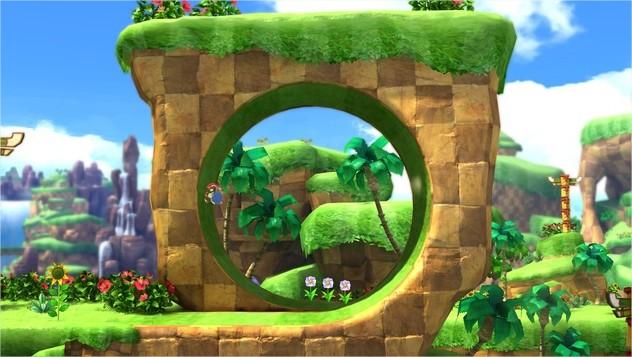 Sonic Generations - Imagem 2 do software