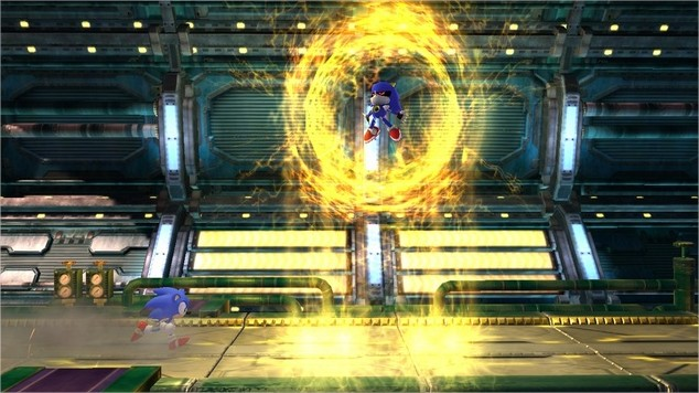 Sonic Generations - Imagem 4 do software
