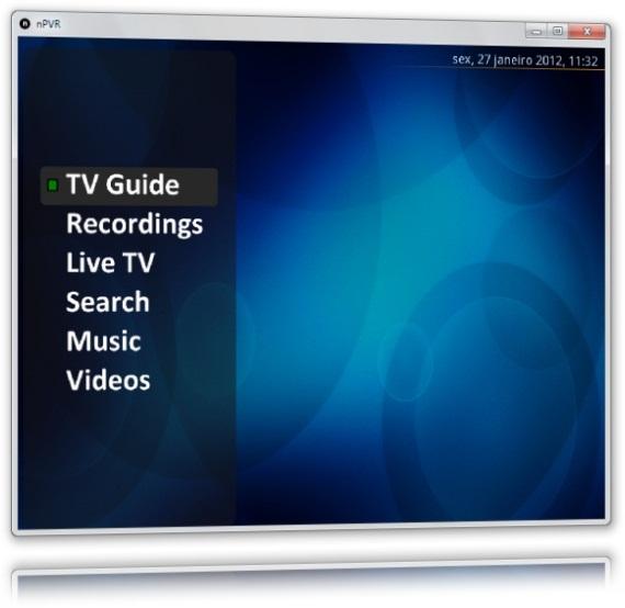 NextPVR - Imagem 1 do software