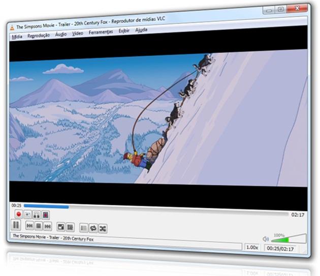 VLC Media Player.