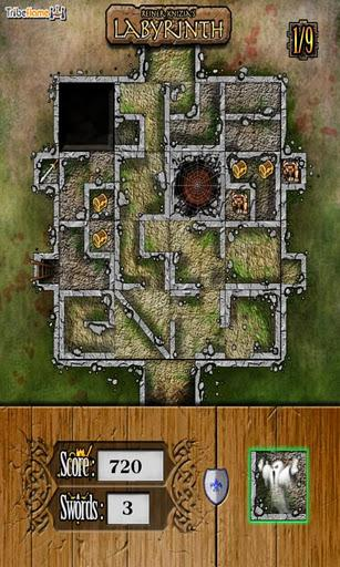 Reiner Knizia´s Labyrinth - Imagem 2 do software