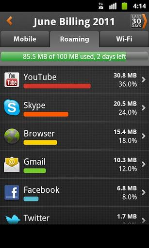 My Data Manager - Imagem 1 do software
