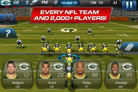 NFL Pro 2012 - Imagem 1 do software