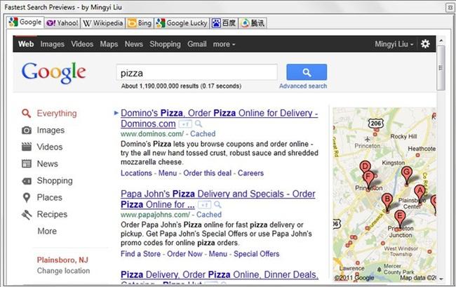 Fastest Search - Imagem 4 do software