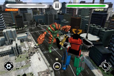 Power Rangers Samurai Steel - Imagem 2 do software