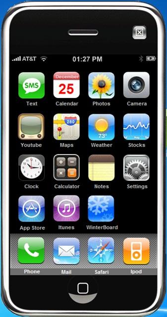 iPhone Simulator - Imagem 1 do software