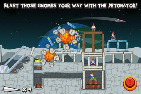 Paper Glider vs. Gnomes - Imagem 1 do software