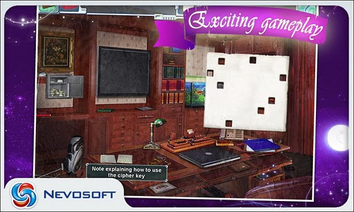 Dream Sleuth: hidden object Free - Imagem 1 do software