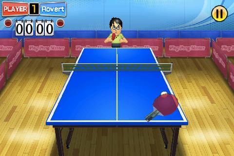 3D Ping Pong Master - Imagem 2 do software