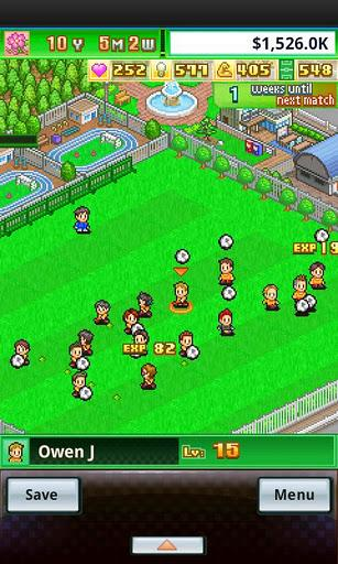 Pocket League Story Lite - Imagem 3 do software