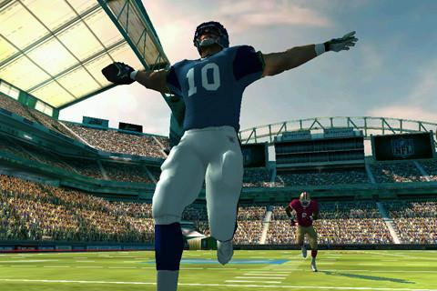 NFL Rivals - Imagem 2 do software