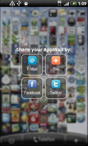 AppWall Free - Imagem 2 do software