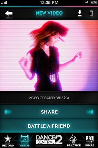 Dance Central 2 DanceCam - Imagem 2 do software