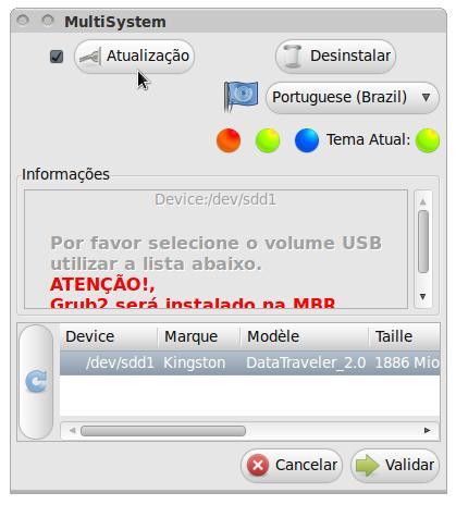 MultiSystem - Imagem 1 do software