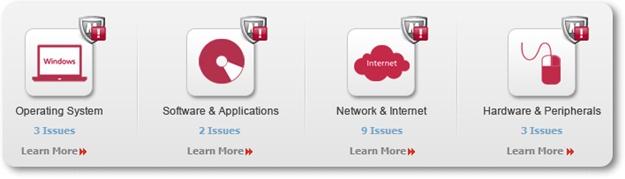 McAfee TechCheck - Imagem 2 do software