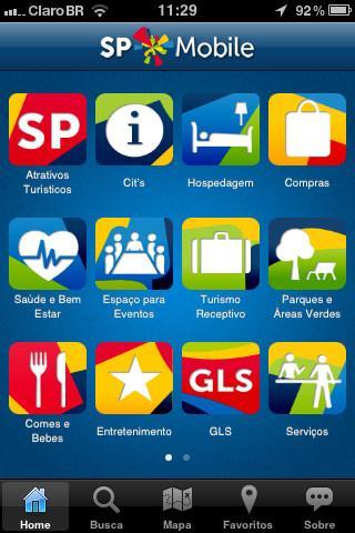 SPMobile - Imagem 2 do software