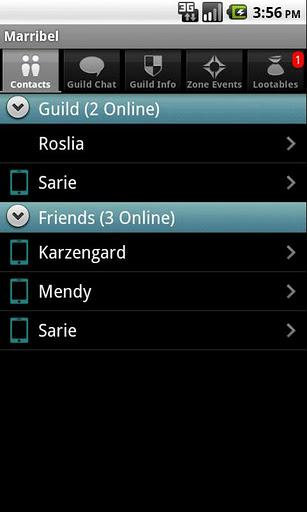 RIFT Mobile - Imagem 1 do software