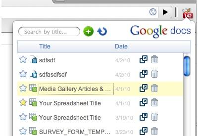 Google Docs Viewer para Chrome Download para Windows Grátis