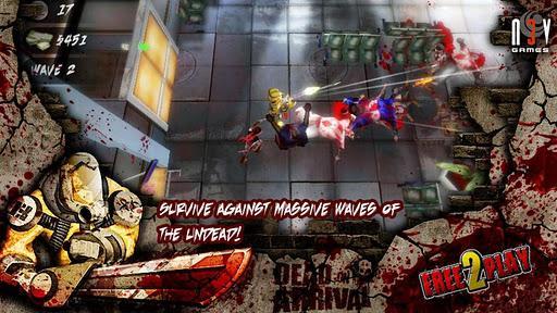 Dead on Arrival - Imagem 1 do software